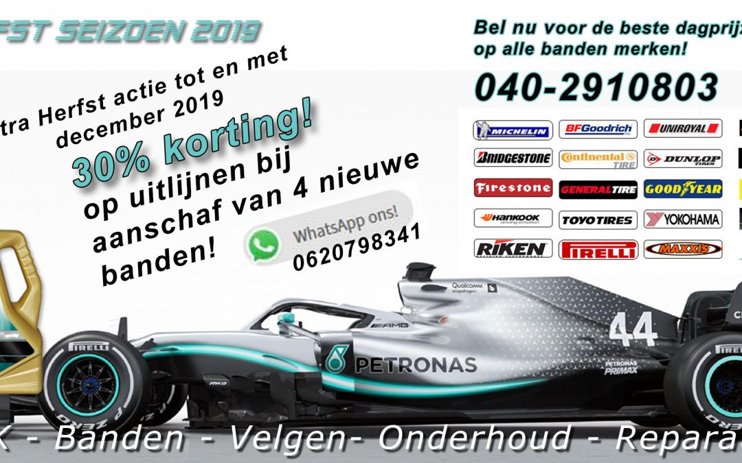 Krijg tot €80 terug bij aankoop van je Bridgestone banden!
