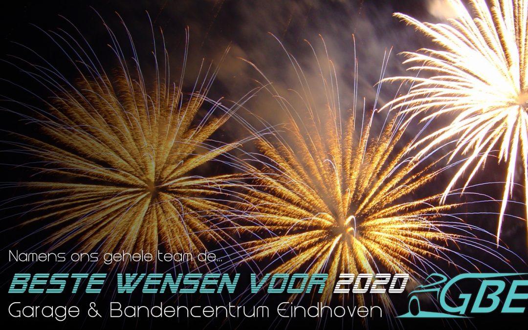 Wij wensen u een gezond, succesvol en gelukkig 2020!