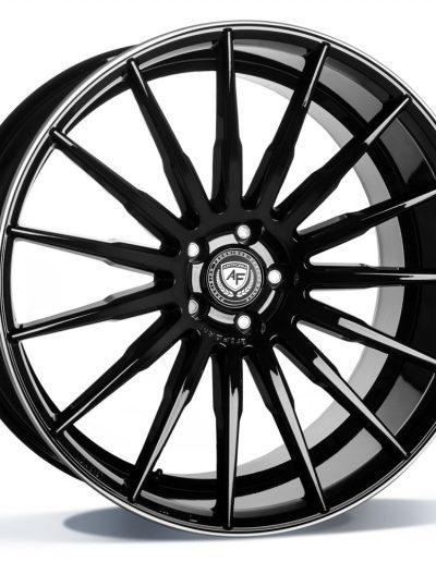 """Art-Form AF-401 - black rim polished 22"""" 23"""""""