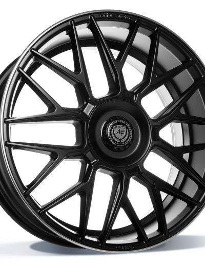 """Art-Form AF-801 - flat black polished 19"""" 20"""""""