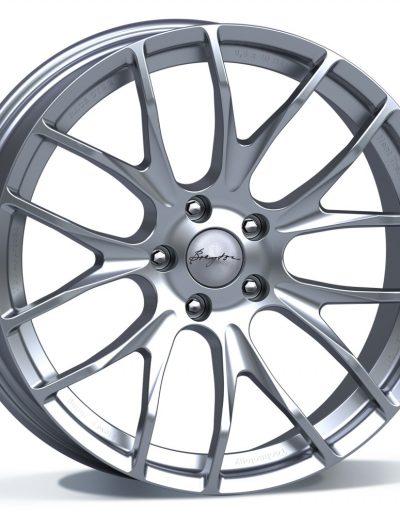 "Breyton Race GTS-R Hyper zilver 17"" 18"""