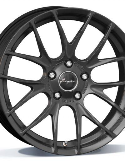 """Breyton Race GTS-R zwart mat 17"""" 18"""""""