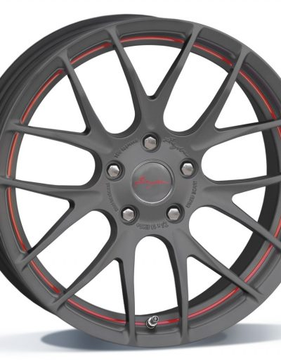 "Breyton Race GTS-R Gun mat 17"" 18"""
