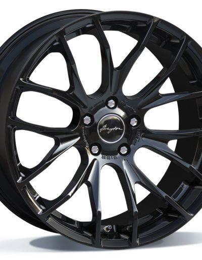"Breyton Race GTS Glossy zwart 19"" 20"""