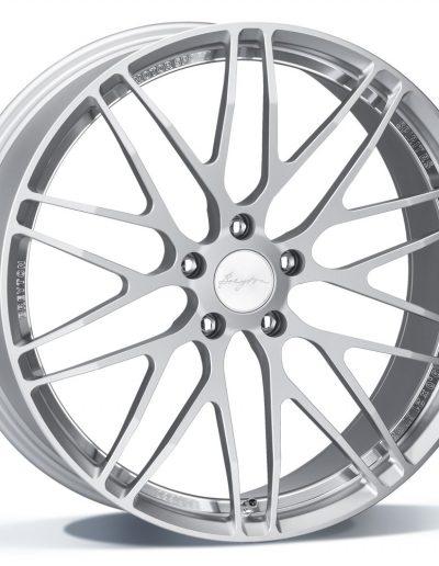 """Breyton Spirit RS (Forged) zilver, geanodiseerd 19"""" 20"""" 21"""""""