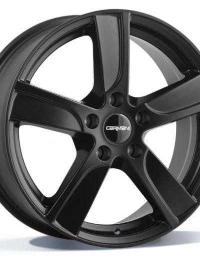 """Carmani CA12 Dynamic zwart mat 15"""" 16"""" 17"""" 18"""""""