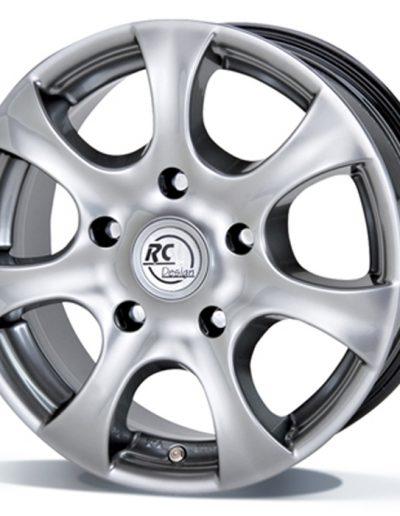 """RC MATRIX-T kristal zilver 16"""""""