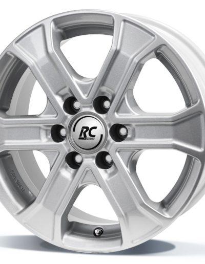 "RC31 kristal zilver 16"" 17"" 18"""