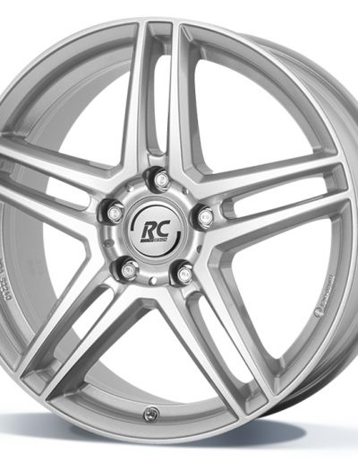 """RCD17 kristal zilver 16"""" 17"""" 18"""" 19"""""""