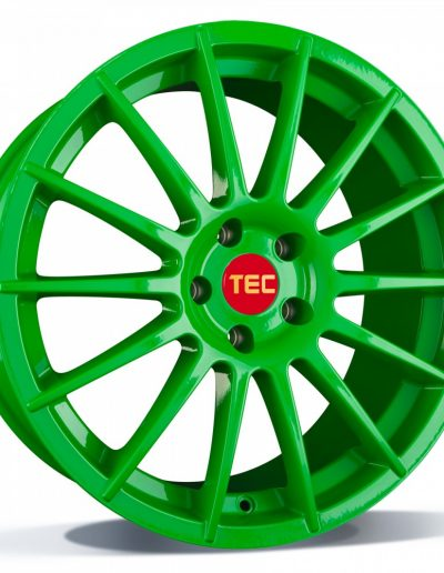 """TEC AS2 race licht groen 17"""" 18"""" 19"""""""