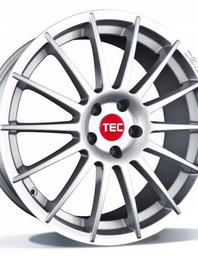 "TEC AS2 Sterling zilver 17"" 18"" 19"""
