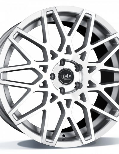 """TEC GT4 Silver Polished 18"""" 19"""""""