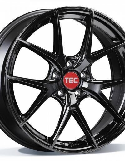 "TEC GT6 EVO Glossy zwart 18"" 19"" 20"" 22"""