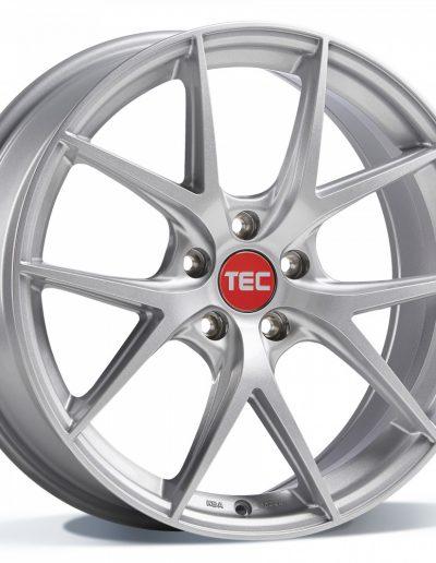 """TEC GT6 EVO Shiny zilver 18"""" 19"""" 20"""" 22"""""""