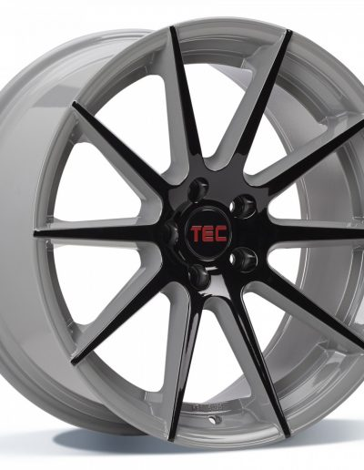 "TEC GT7 grijs - zwart, 2-tone 19"" 20"""