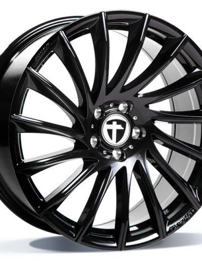 """Tomason TN16 zwart gelakt 17"""" 18"""" 19"""" 20"""" 22"""""""