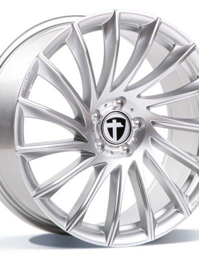"Tomason TN16 Bright zilver 17"" 18"" 19"""