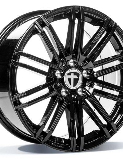 """Tomason TN18 zwart gelakt 18"""" 19"""" 20"""""""