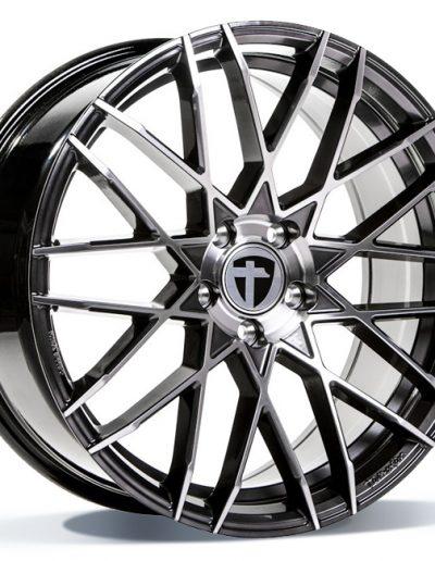 "Tomason TN19 Hyper zwart, gepolijst 19"" 20"" 21"""