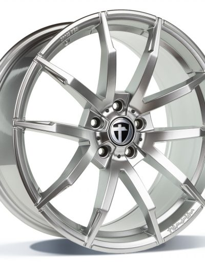 "Tomason TN10 High Gloss Silver 19"""
