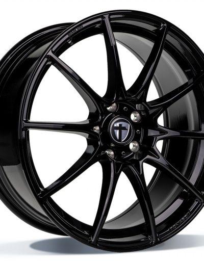 "Tomason TN25 Black Painted 19"""