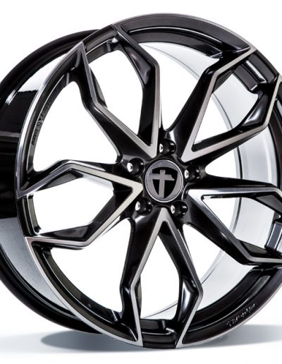 "Tomason TN22 Hyper zwart, gepolijst 18"" 19"" 20"" 22"""
